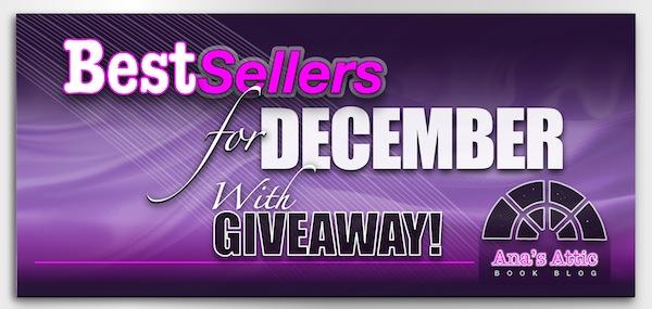 December 2013 kindle Bestsellers