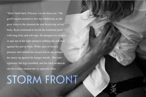 Storm Front Lisa N. Paul