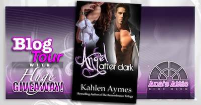 Blog Tour – Angel After Dark by Kahlen Aymes
