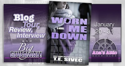Blog Tour – Worn Me Down by Tara Sivec (Review, interview and giveaway)
