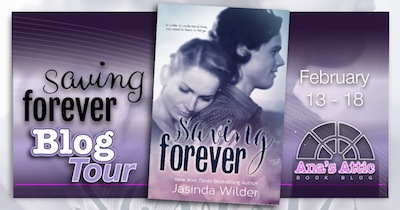 Blog Tour – Saving Forever by Jasinda Wilder with Giveaway