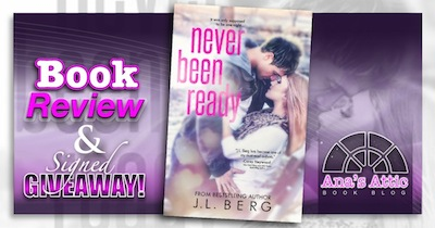 Book Review – Never Been Ready by JL Berg