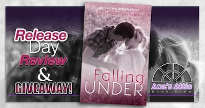 Book Review – Falling Under by Jasinda Wilder