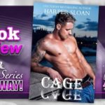 Book Review – Cage by Harper Sloan with signed series giveaway