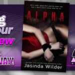 Alpha by Jasinda Wilder Blog Tour, Review and Giveaway