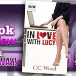 Book Review – In Love with Lucy by C.C. Wood with giveaway