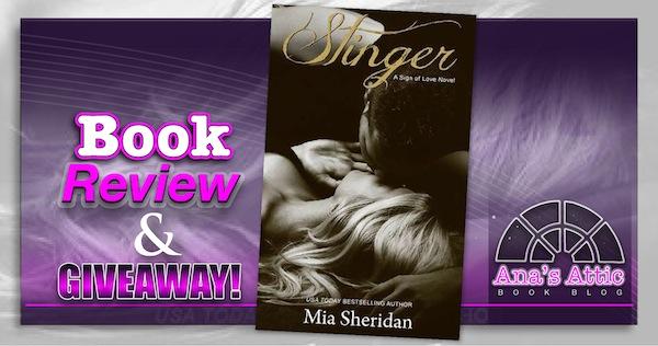 Stinger by Mia Sheridan