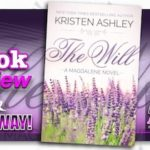 Book Review – The Will by Kristen Ashley with Giveaway