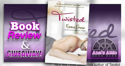 Book Review – Twisted by Emma Chase with Giveaway