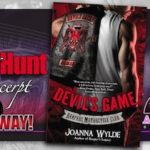 Devil's Game by Joanna Wylde Scavenger Hunt