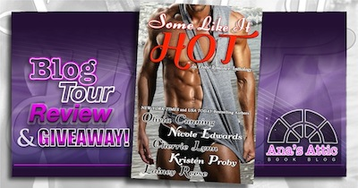 Blog Tour – Some Like it Hot Anthology