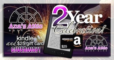 Ana's Attic 2 Year Celebration Giveaway!!!