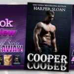 Book Review – Cooper by Harper Sloan with signed series giveaway