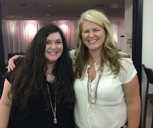 Kristen Ashley asked for my phone number to talk about Wicked Book Weekend!