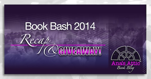Book Bash 2014 Recap with Giveaway