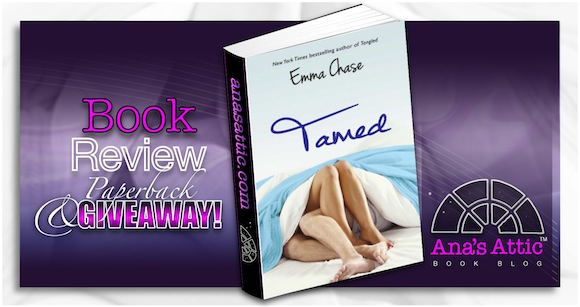 Book Review – Tamed by Emma Chase with giveaway