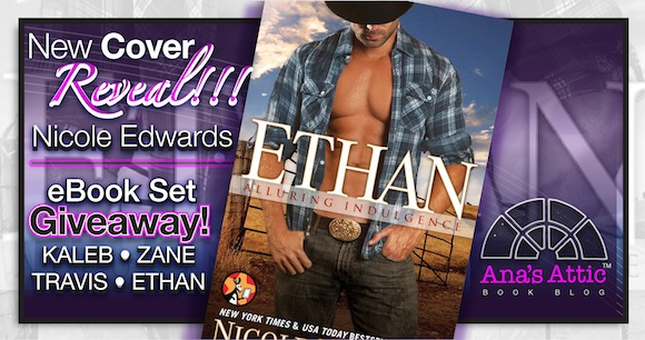 EXCLUSIVE New Cover Reveal – ETHAN by Nicole Edwards with Giveaway