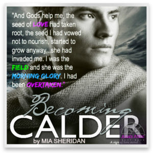 Becoming Calder Quote