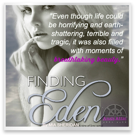 Finding Eden quote