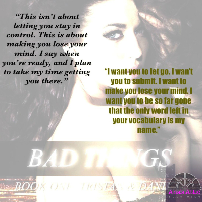 Bad Things RK Lilley