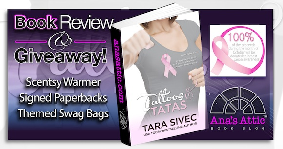 Book Review – Tattoos and Tatas by Tara Sivec with Giveaway