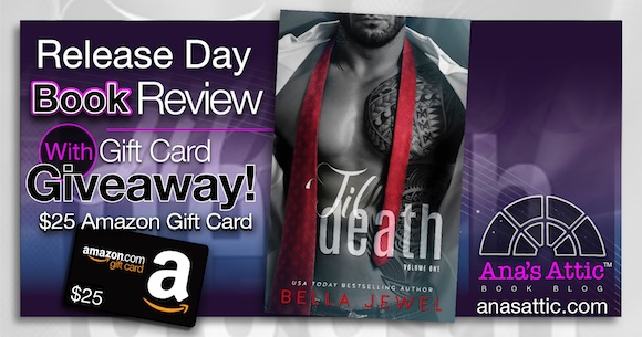 Book Review – 'Til Death by Bella Jewel with gift card giveaway