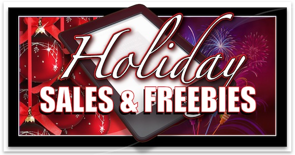Updated – Holiday Kindle Sales and Freebies