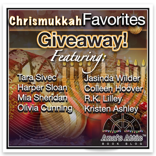 Ana's Chrismukkah Giveaway