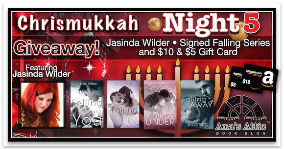 Chrismukkah Favorites Night 5 – Jasinda Wilder