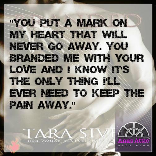 Branded Tara Sivec