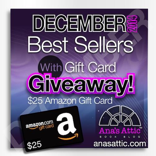December 2014 Kindle Bestsellers