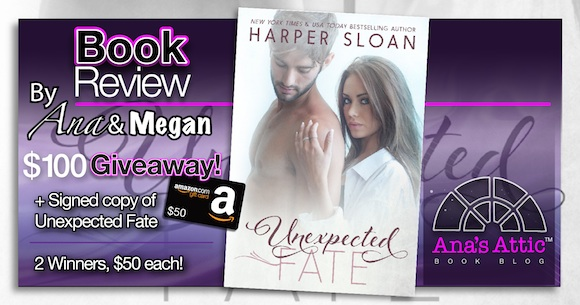 Book Review – Unexpected Fate by Harper Sloan