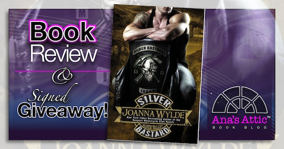 Book Review – Silver Bastard by Joanna Wylde