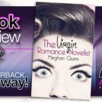 Book Review – The Virgin Romance Novelist by Meghan Quinn