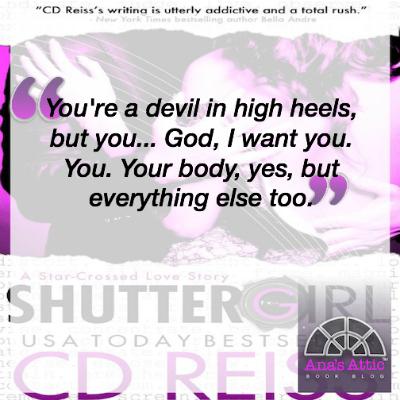 Shuttergirl CD Reiss