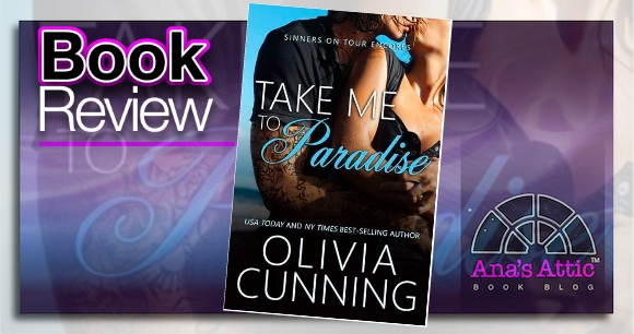 Book Review – Take Me To Paradise by Olivia Cunning