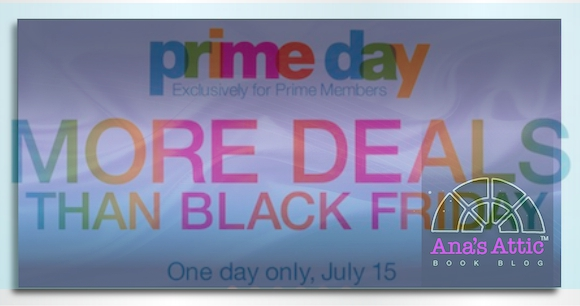 Today is Amazon Prime Day