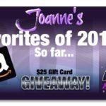 Joanne's Top Books of 2015 (so far)