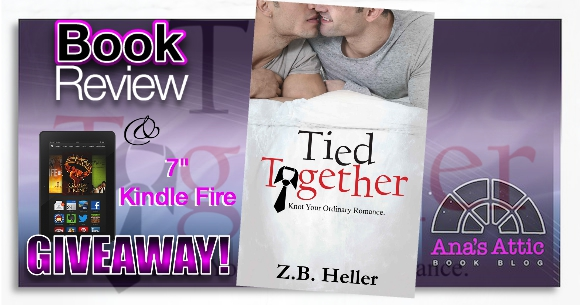 Book Review – Tied Together by Z.B. Heller
