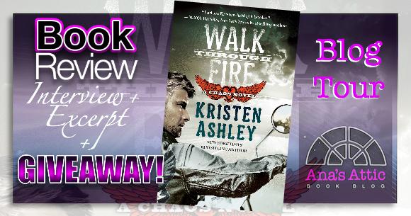 Book Review – Walk Through Fire by Kristen Ashley