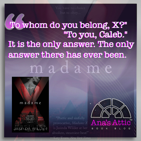 Madame X Quote