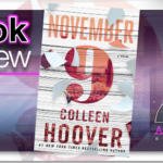 Book Review – November 9 by Colleen Hoover