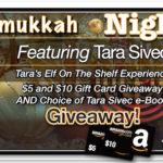 Chrismukkah 2015 Night 4 – Tara Sivec