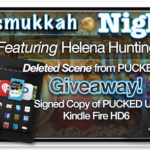 Chrismukkah 2015 Night 2 – Helena Hunting
