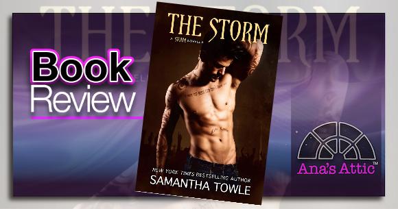 The Storm header