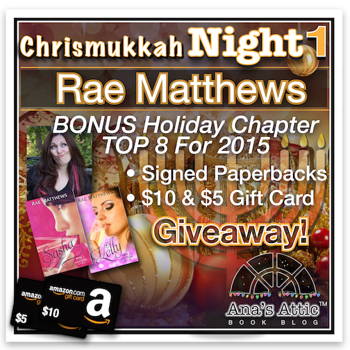 Chrismukkah15 Rae Matthews
