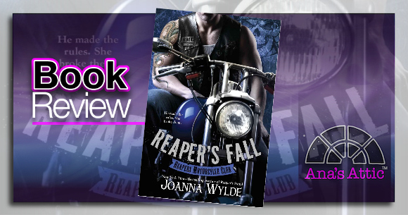 Book Review – Reaper's Fall by Joanna Wylde
