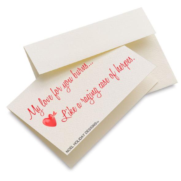 Cupid Has A Heart On card3