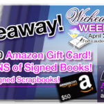 Wicked Book Weekend 2016 HUGE Giveaway