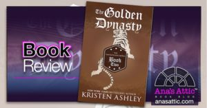 Golden Dynasty Kristen Ashley